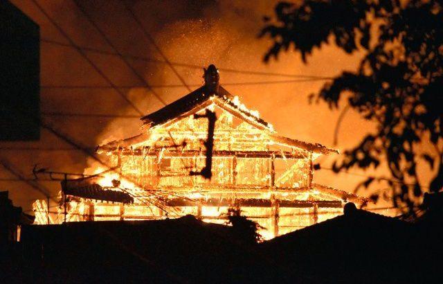 首里城の火災原因の謎…有力タレコミ情報や放火疑惑ツイートも