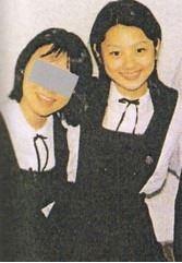 小池栄子の高校の卒アル画像
